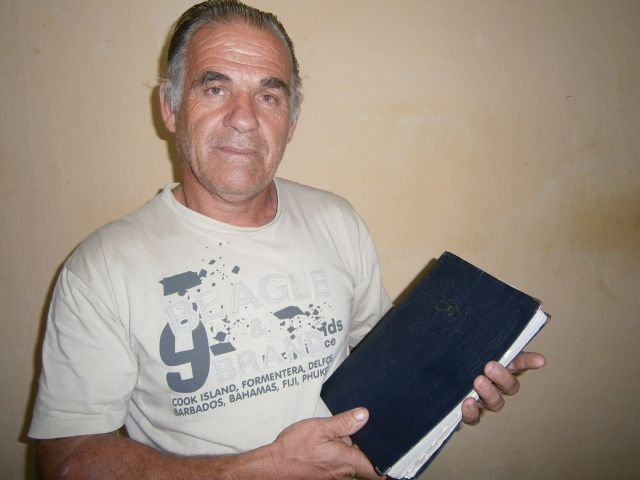 A Bíblia  que você tem