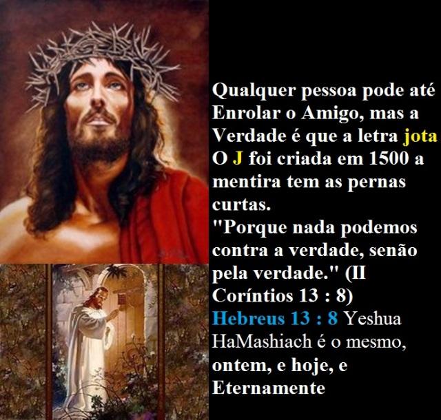 YESHUA o FILHO de Deus (2)